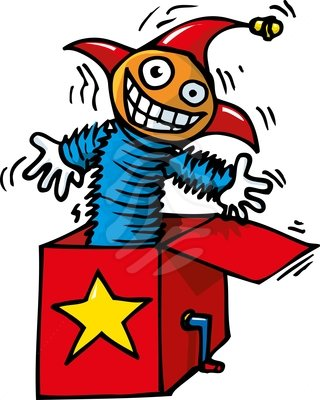 cartoon-of-jack-in-the-box-isolated-clipart-83383935